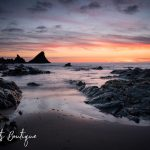 North Devon Sunset | Canvas Prints