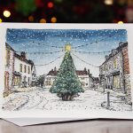 Alfriston Christmas Card